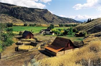Historic Hat Creek Ranch - Cache Creek BC