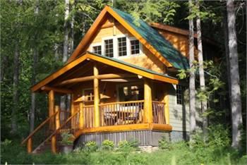 Vacation Cabins - Crawford Bay BC