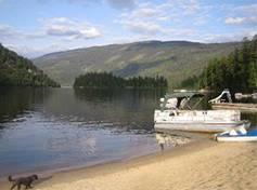 Barriere Ridge Resort - Phase 3 Waterfront and Lakeview Recreational Properties